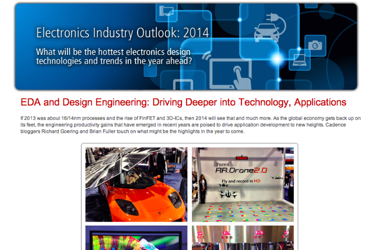 Outlook: Electronics Industry 2014